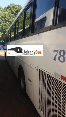 ônibus rodoviário busscar el buss 340 - ano 2006 - johnnybus