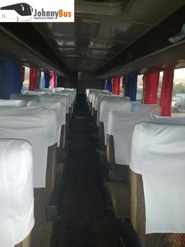 ônibus rodoviário busscar jumbuss 340 - ano 1993 - johnnybus