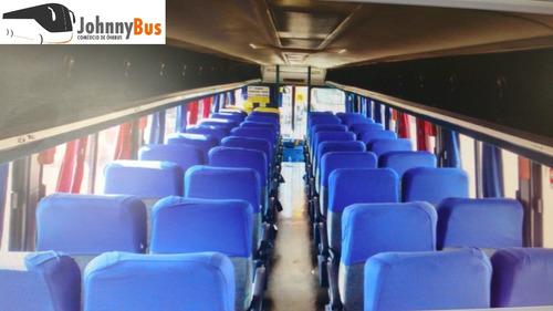 ônibus rodoviário busscar jumbuss 340 ano 1995/95 johhnybus