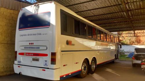 ônibus rodoviário busscar jumbuss 360 / scania k124