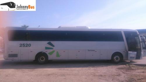 ônibus rodoviário busscar lo ano 2008 - johnnybus