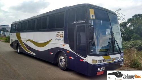 ônibus rodoviário busscar vissta bus - ano 2000 - johnnybus