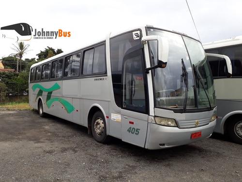 ônibus rodoviário busscar vissta bus - ano 2001 - johnnybus