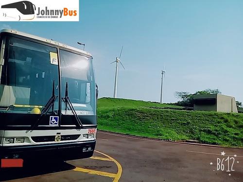 ônibus rodoviário busscar vissta buss 360 ano 1999 johnnybus