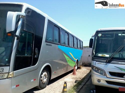 ônibus rodoviário busscar vissta buss - ano 2008 - johnnybus