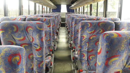 ônibus rodoviário caio giro 2004