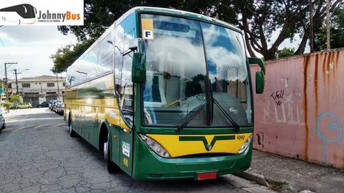 ônibus rodoviário caio giro 3600 - ano 2005 - johnnybus