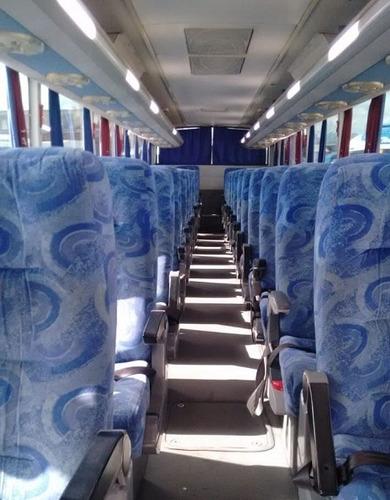 ônibus rodoviário caio giro 3600 - mbb 0-500 rs/360 cv 2006