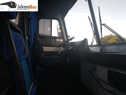 ônibus rodoviário cma dinossauro - ano 1998 - johnnybus