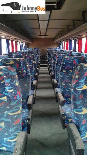 ônibus rodoviário cobrasma- bom p/ motor home 1988 johnnybus