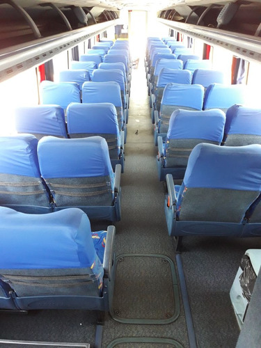 ônibus rodoviario comil campeone scania 48 lugares