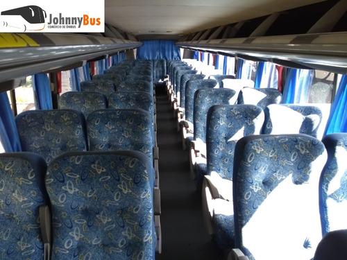 ônibus rodoviário comil campione 325 - ano 2011 - johnnybus