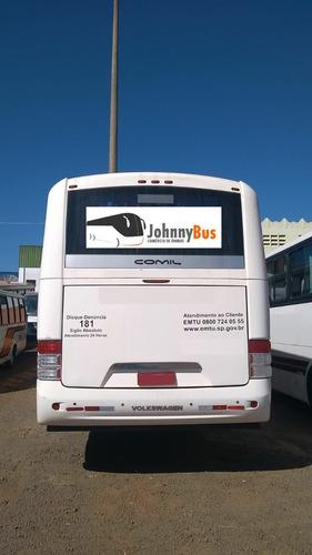 ônibus rodoviário comil campione 325 -ano 2013/13- johnnybus