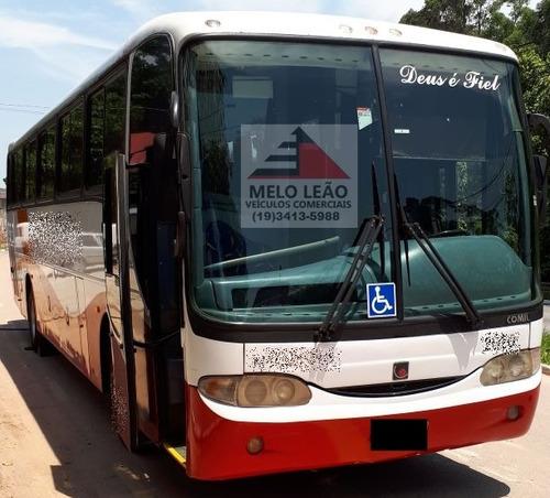 ônibus rodoviário comil campione 3,45 - 02/02 - 49 lugares