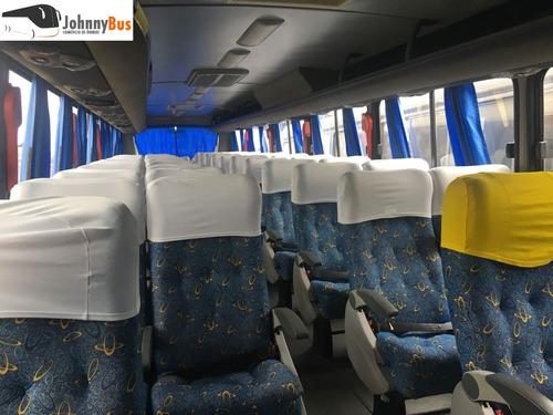 ônibus rodoviário comil campione 345 - ano 2013 - johnnybus