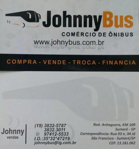 ônibus rodoviário comil campione 345 - ano 2014 - johnnybus