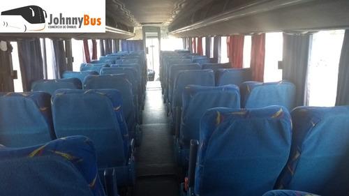 ônibus rodoviário comil campione ano 2001 - johnnybus