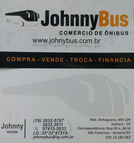 ônibus rodoviário comil campione - ano 2004 - johnnybus