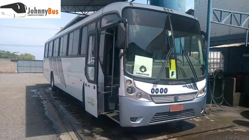 ônibus rodoviário comil versatile - ano 2010/10 - johnnybus