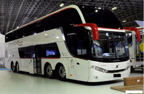 ônibus rodoviário dd marcopolo paradiso 1800 dd