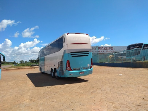 ônibus rodoviário dd scania/marcopolo g7 2016/2016