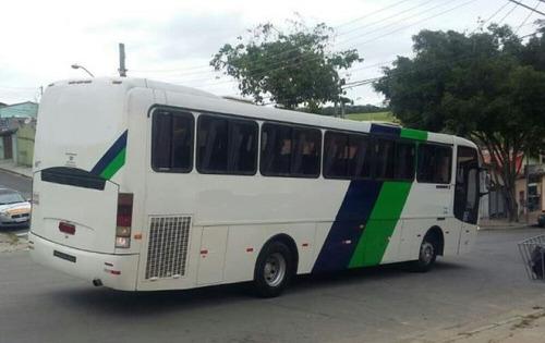 ônibus rodoviário de fretamentos busscar elbus - conservado