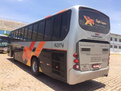 ônibus rodoviário fretamento neobus oh1518 45 lugares 2008