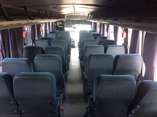 ônibus rodoviário fretamento neobus oh1518 45 lugares 2009