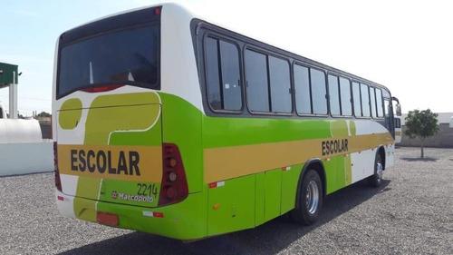 ônibus rodoviário  ideale  dianteiro volks bus
