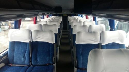 ônibus rodoviário marcopolo dd - leito completo super conser
