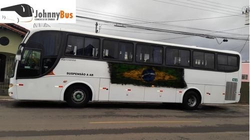 ônibus rodoviário marcopolo g6 1050 - ano 2002 - johnnybus