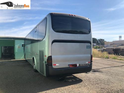 ônibus rodoviário marcopolo g6 1050 - ano 2003 - johnnybus