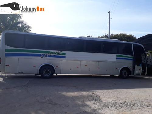 ônibus rodoviário marcopolo g6 1200 - ano 2004 - johnnybus