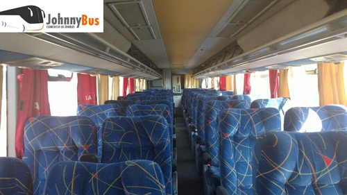 ônibus rodoviário marcopolo g6 1200 - ano 2007 - johnnybus
