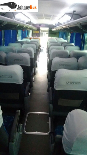 ônibus rodoviário marcopolo g7 1050 - ano 2009/10- johnnybus