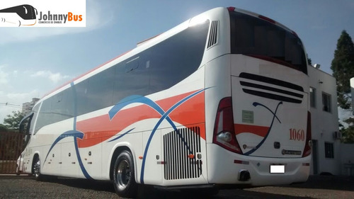 ônibus rodoviário marcopolo g7 1050 - ano 2011 - johnnybus