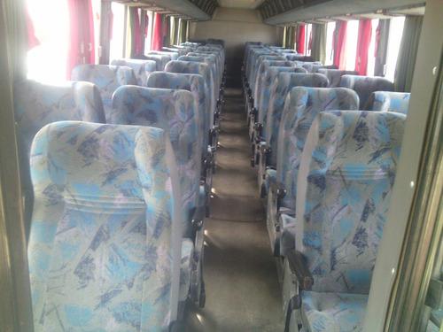 ônibus rodoviário marcopolo gv 850 mercedes benz