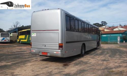 ônibus rodoviário marcopolo gv1000 - ano 1996/96 - johnnybus