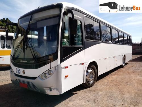 ônibus rodoviário marcopolo ideale - ano 2009 - johnnybus