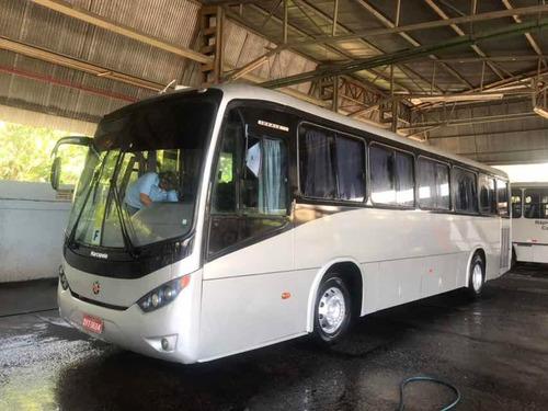 ônibus rodoviário marcopolo ideale m.benz oh1518 44lug. 2008