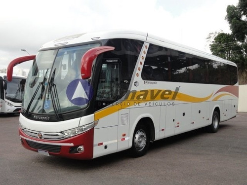 ônibus rodoviario mb 1724 ano 14/14 mp g7 1050 completo 44 l