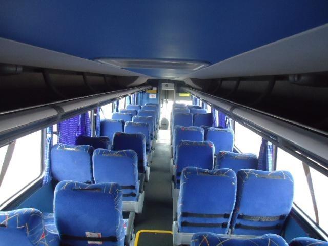 ônibus rodoviário mb o-500 r 2007 viaggio 1050 - novoger