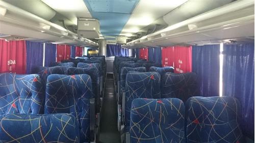 ônibus rodoviário mercedes benz o 500 rs paradiso 1200 2005