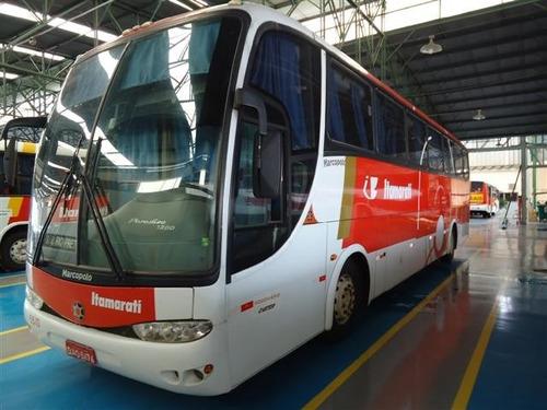 ônibus rodoviario mercedes benz o 500 rs paradiso 1200 2006
