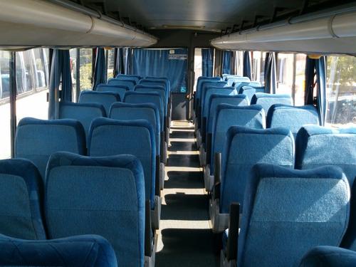 ônibus rodoviário mercedes benz of 1418 marcopolo ideale 770
