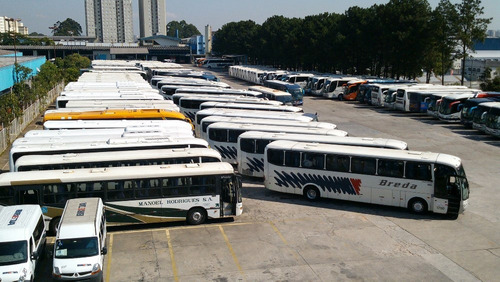 ônibus rodoviário mercedes benz of 1519 marcopolo ideale 770