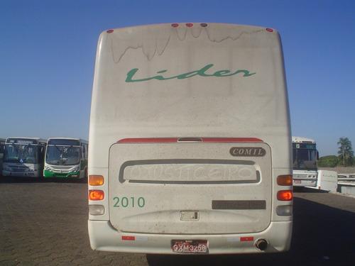 ônibus rodoviário mercedes benz oh-1621 comil 2000