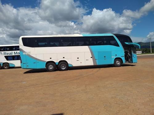 ônibus rodoviário mercedes/marcopolo paradiso ld 2015/2015