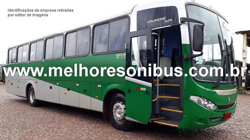 ônibus rodoviario motor dianteiro ano 2014