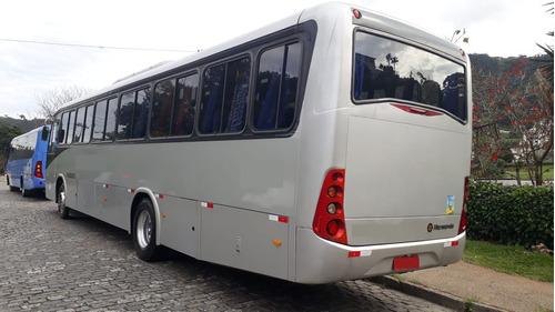ônibus rodoviário motor dianteiro marcopolo ideale